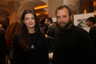 Phoenicia Hotel Beirut Beirut-Downtown Social Event Phoenicia Hotel Art Photo at Cascade Lounge Lebanon
