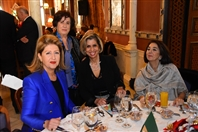 Villa Linda Sursock Beirut-Ashrafieh Social Event Young Women Christian Association lunch at Villa Linda Sursock Lebanon