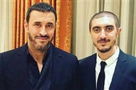 Wedding Wedding of Kazem Al Sahir's son Omar Lebanon