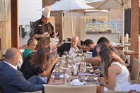 Movenpick Social Event Chocolate on the salty side menu tasting at Movenpick Hotel Beirut Lebanon