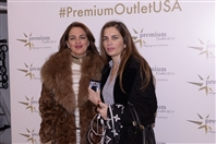 Activities Beirut Suburb Social Event Opening of Premium Outlet USA Lebanon