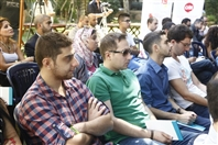 Sursock Palace Beirut-Ashrafieh Social Event TOUCH The Arab Mobile App Challenge Live Acceleration Workshop Lebanon
