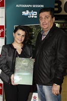 Virgin Megastore Beirut-Downtown Social Event Silvio Chiha's Lebanon Through My Eyes book signing  Lebanon