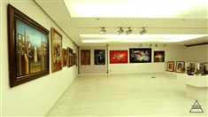 Beirut Souks Beirut-Downtown Exhibition Arame Art Gallery-Enchanted Reality Exhibition  Lebanon