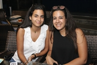 Bay Lodge Jounieh Nightlife The Terrace on Saturday Night Lebanon