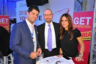 Blueberry Square Dbayeh Social Event Launching of Samsung Galaxy Note 3 Lebanon