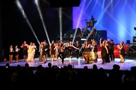 Casino du Liban Jounieh Social Event Fur The love of Broadway Lebanon