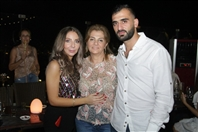 Burj on Bay Jbeil Nightlife Charbel Khalil and the Band at The View Lebanon