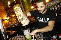 Calle Beirut-Gemmayze Nightlife Calle Launching of Light Drinks Menu Lebanon