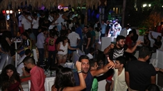 Santa Preri Jbeil Beach Party The City Of Carousal Beach Party Lebanon