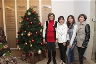 Activities Beirut Suburb Social Event CDA Christmas Artifact Exhibition Lebanon