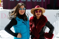 Mzaar Intercontinental Mzaar,Kfardebian Fashion Show Diamony Ski & Fashion Festival Part 1 Lebanon