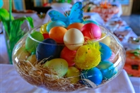 Bay Lodge Jounieh Social Event Easter Lunch at Bay Lodge Lebanon