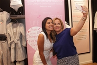 Le Mall-Dbayeh Dbayeh Social Event Etam Lingerie Breast Cancer Awareness Event Lebanon