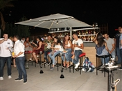 Everyday CAFE Jounieh Nightlife Jounieh Summer Fireworks from Everyday cafe Lebanon