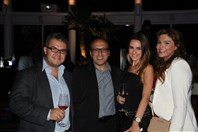 The Roof-Four Seasons Hotel Beirut Suburb Nightlife The Roof Opening Lebanon