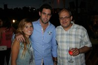 Garden State Sin El Fil Social Event Chateau Ksara Sunset Toast Lebanon