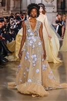 Around the World Fashion Show Georges Hobeika Spring Summer 2018 Couture at PFW Lebanon