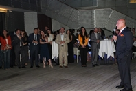 Le Yacht Club  Beirut-Downtown Social Event The Global Smile Cocktail Reception Lebanon