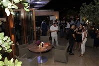 Indigo on the Roof-Le Gray Beirut-Downtown Social Event Architects and Interior Designers cocktail reception Lebanon