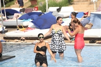 Janna Sur Mer Damour Beach Party Pool Party at Janna Sur Mer Lebanon