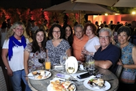Le Bristol Beirut Suburb Social Event Father's Day dinner at the Rooftop Lebanon