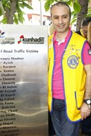 Activities Beirut Suburb Social Event World Day of Remembrance of Road Traffic Victims Lebanon