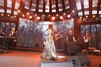 New Year NYE with Nancy Ajram and Tamer Hosny Lebanon