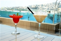 Princessa Hotel Jounieh Sunset Cocktail Day by the pool at Princessa Hotel Lebanon