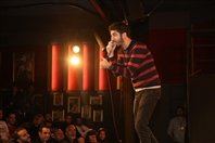 Activities Beirut Suburb Theater Hollywood Pop Up Comedy Club on Sunday Lebanon