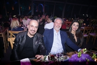 The Legend Nahr El Kalb Nightlife René Moawad Foundation Gala Dinner Lebanon