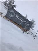 White Cedar Hotel Ehden Outdoor White Cedar Hotel during Winter Lebanon