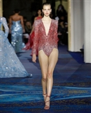 Around the World Fashion Show Zuhair Murad at Paris Fashion Week 2019 Lebanon