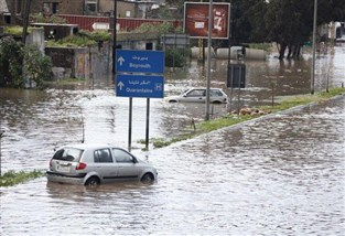 Storm Hits Lebanon Photo Tourism Visit Lebanon
