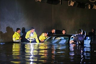 Heavy rain cause floods in Lebanon  Photo Tourism Visit Lebanon