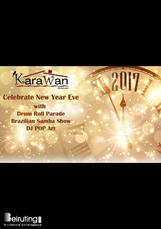 Karawan Hazmieh New Year NYE at Karawan Lebanon