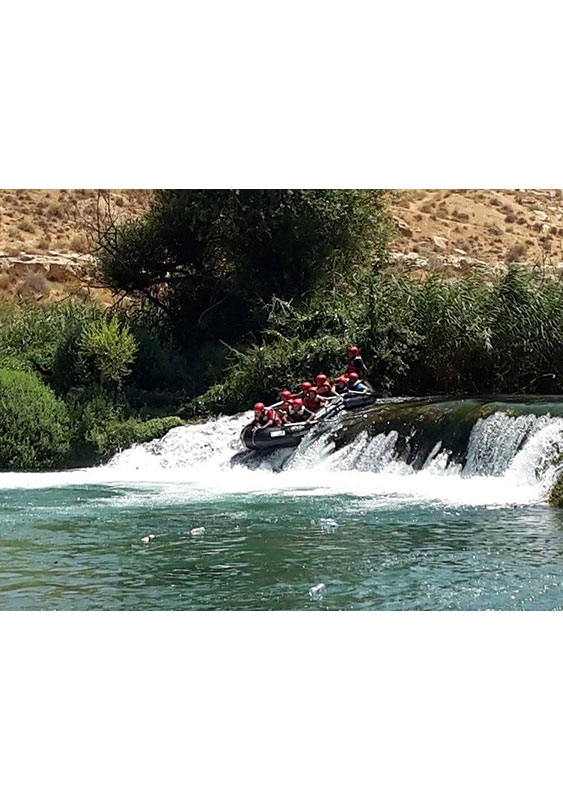 Activities Beirut Suburb Outdoor Rafting In The Assi River - 2 Lebanon