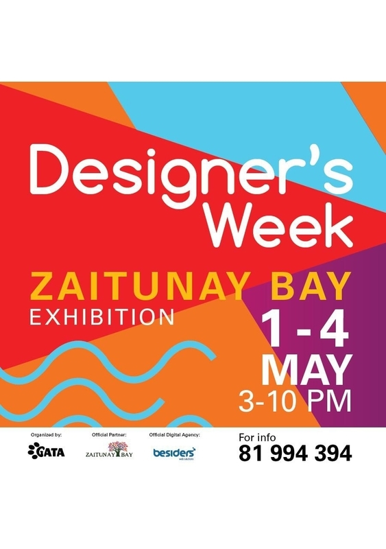 Zaitunay Bay Beirut-Downtown Exhibition Designer's Week Lebanon