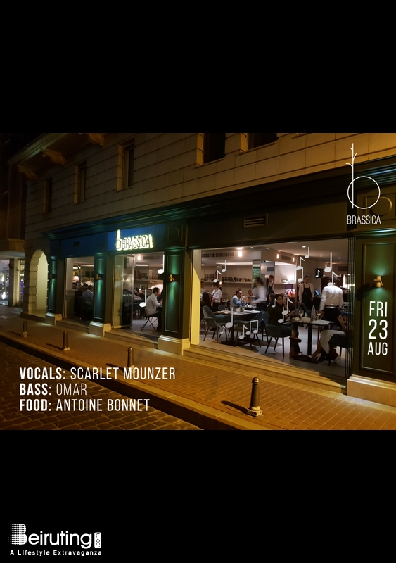 Brassica Beirut-Downtown Nightlife Jazz Night Lebanon