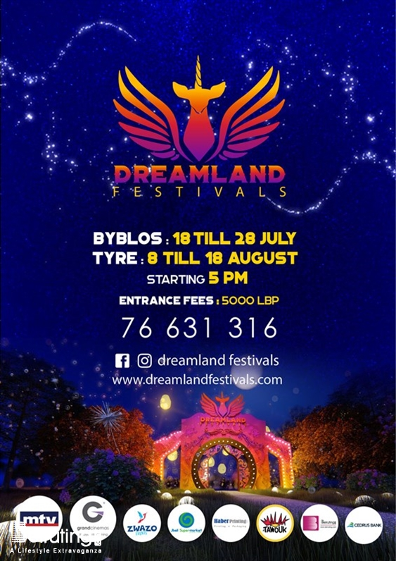 Activities Beirut Suburb Festival Dreamland Festivals Lebanon