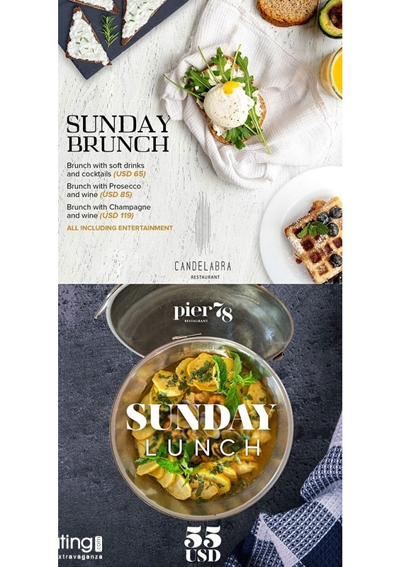 Kempinski Summerland Hotel  Damour Social Event Sunday Brunch & Lunch at Kempinski Lebanon