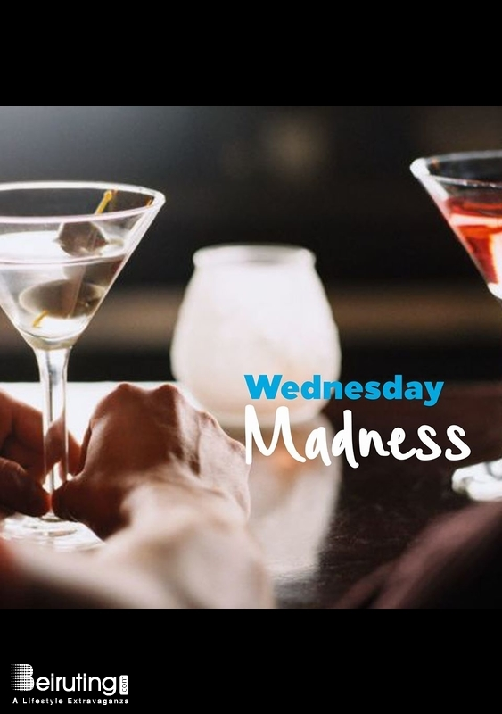 Up on the 31st Sin El Fil Nightlife Wednesday Madness at the Jazz Bar Lebanon
