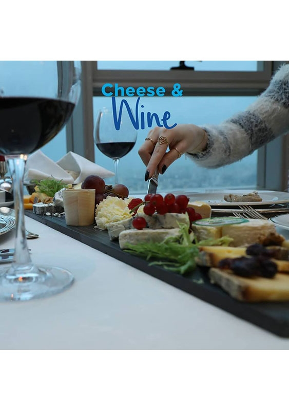 Hilton  Sin El Fil Social Event Cheese & Wine at Le Ciel & Jazz Bar Lebanon