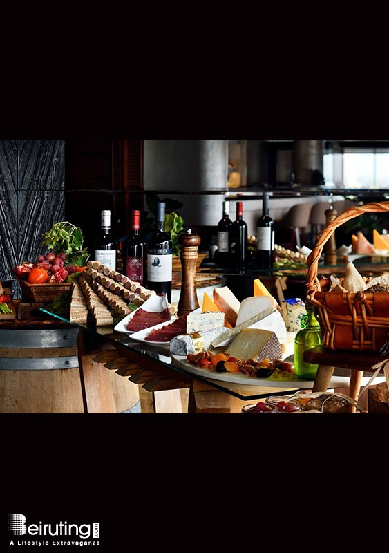 Movenpick Social Event Cheese & Wine Night at Hemingway's Lounge Lebanon