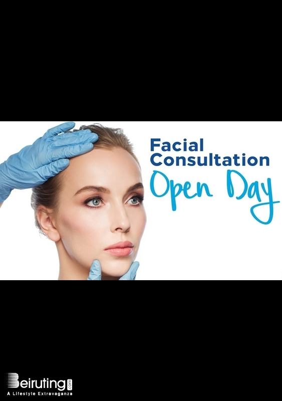 Hilton  Sin El Fil Social Event Facial Consultation Open Day! Lebanon
