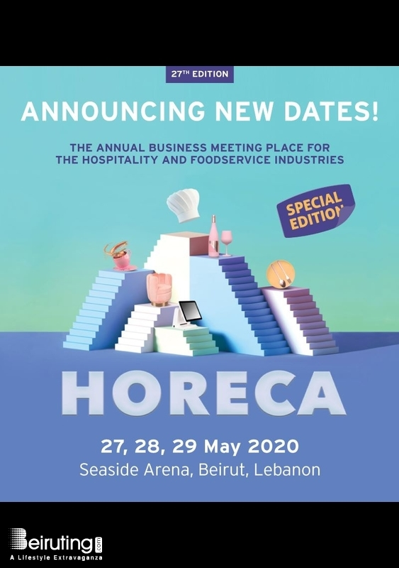 Beirut Waterfront Beirut-Downtown Exhibition Horeca Trade Show 2020 Lebanon