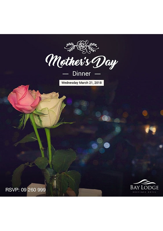 Bay Lodge Jounieh Social Event Mother's Day Dinner Lebanon