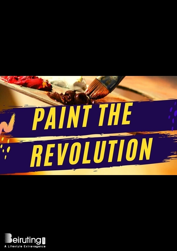 Activities Beirut Suburb Outdoor Paint the Revolution - Third Edition Lebanon