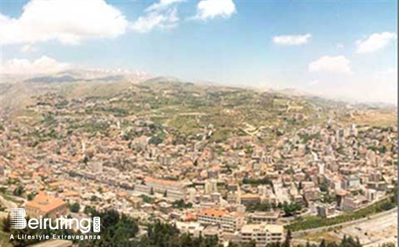 Historic Sites Zahle Zahle Tourism Visit Lebanon