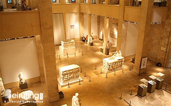 Museums Beirut National Museum of Beirut  Tourism Visit Lebanon